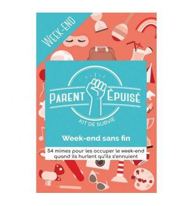 Kit de Parents Epuisés - Week-end Sans Fin -