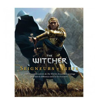 The Witcher - Ecran et Aide de Jeu Seigneurs & Fiefs