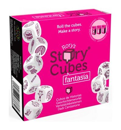 Story Cubes Fantasia (Rose)