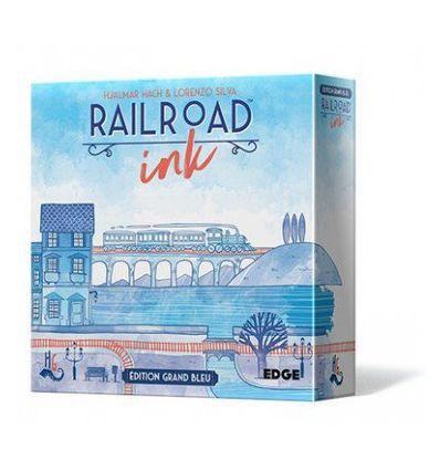 Railroad Ink: Grand Bleu