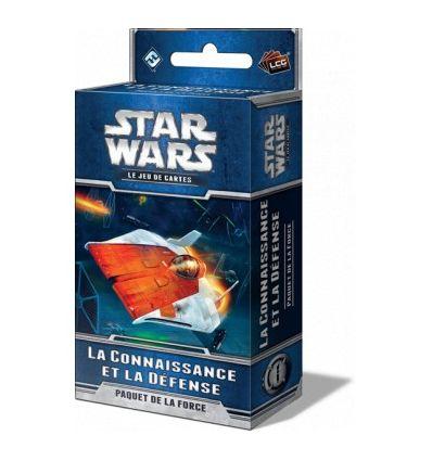Star Wars JCE : La Connaissance et la Defense (Cycle echos de la Force)