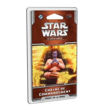Star Wars JCE : Chaine de Commandement (Cycle Escadron Rogue)