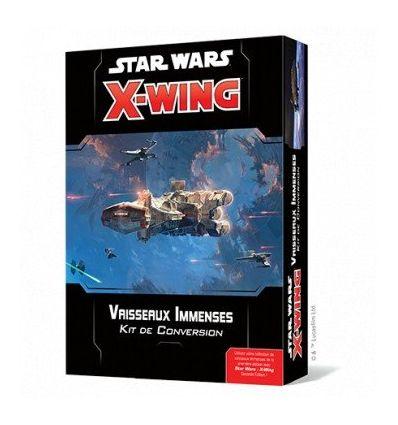 Star Wars X-Wing 2.0 : Kit de Conversion Vaisseaux Immenses