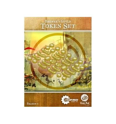 Brewer's Token Set
