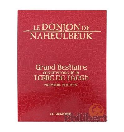DONJON DE NAHEULBEUK - Le Grand Bestiaire (Version De Luxe)