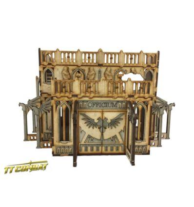 Gothic Ruined Officium