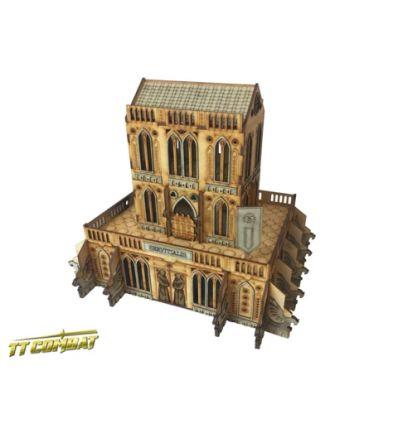Gothic Servitialis