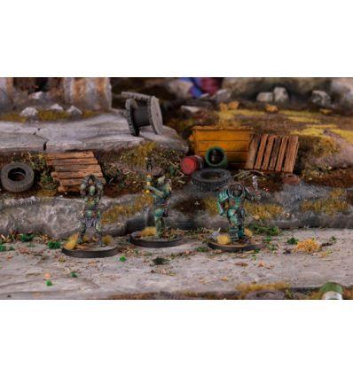 Fallout: Wasteland Warfare - Super Mutants: Overlord and Fist