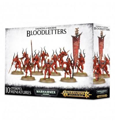 [Blades Of Khorne] Bloodletters