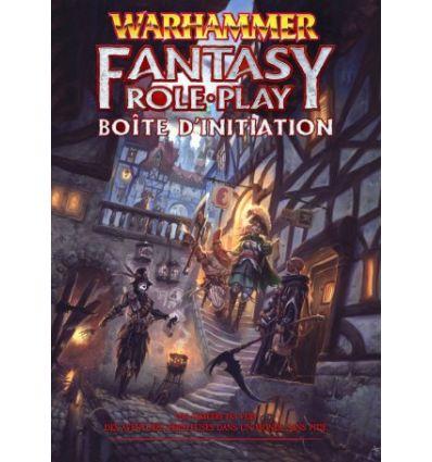 Warhammer Fantasy Roleplay - Boîte d'Initiation