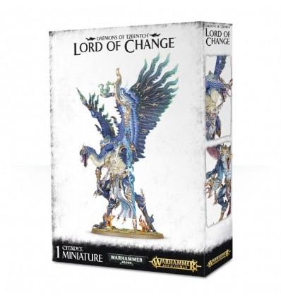 [Daemons of Tzeentch] Lord Of Change