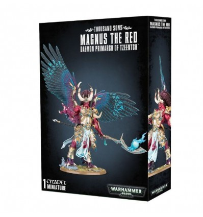 [Thousand Sons] Magnus the Red