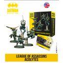 Batman - Le Jeu de Figurines - League of Assassins Acolytes