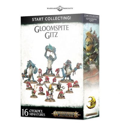 Gloomspite Gitz - Start Collecting !