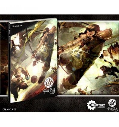 * [Guild Ball] Season 2 Rulebook