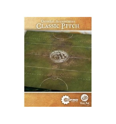 [Guild Ball] Play Mat: Classic Pitch Multiples of 4 only
