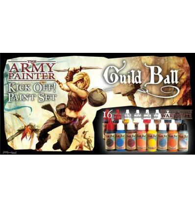 [Guild Ball] Kick Off Paint Set