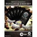 [Guild Ball] Season 2 Plot Cards & Token Set