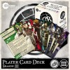 [Guild Ball] Season 3 Player Card Deck