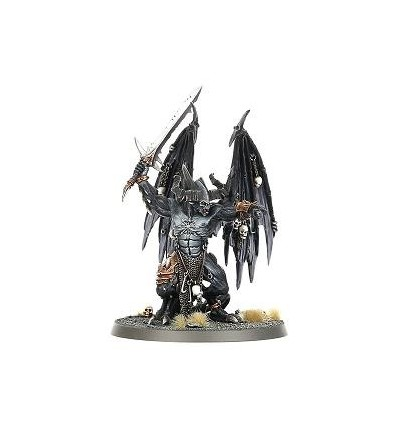 [Daemons of Chaos] Be'lakor Chaos Daemon Prince