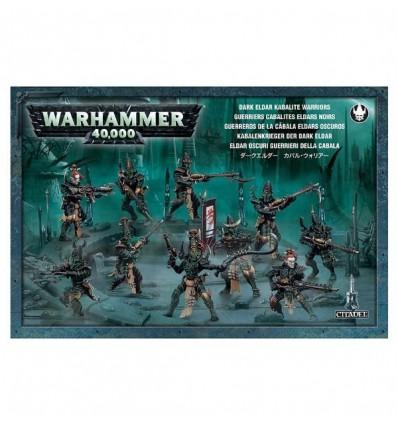 [Dark Eldar] Kabalite Warriors