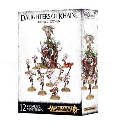 [Daughters of Khaine] Blood Coven