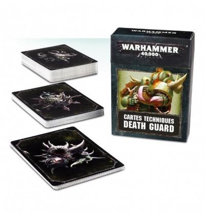 [Death Guard] Datacards