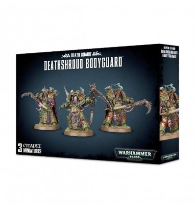 [Death Guard] Deathshroud Bodyguard