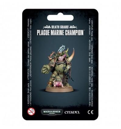 [Death Guard] Marine Champion