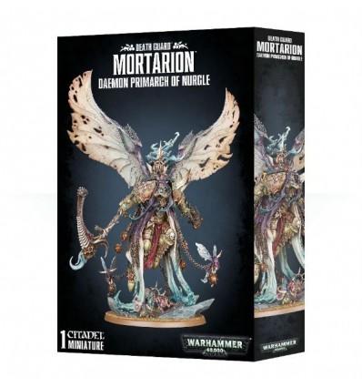 [Death Guard] Mortarion