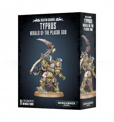 [Death Guard] Typhus – Herald of Plague