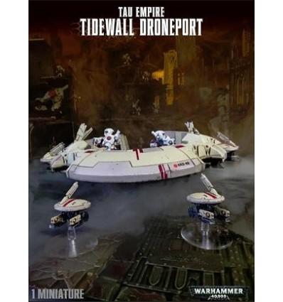 Tau Empire : Tidewall Droneport