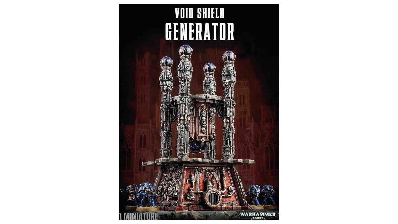Void Shield Generator Dans L Antre Du Blup