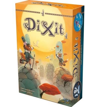 Dixit 4 (Extension) Origins