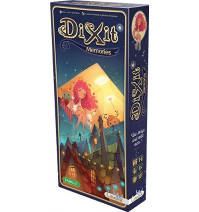 Dixit 6 (Extension) - Memories