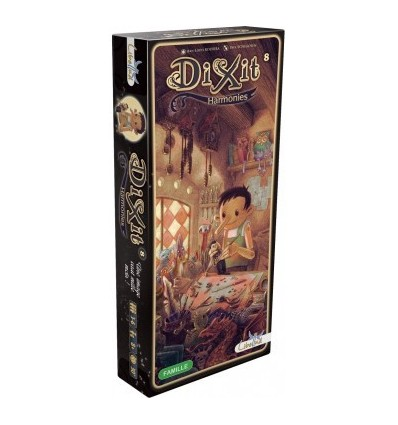 Dixit 8 (extension) - Harmonies
