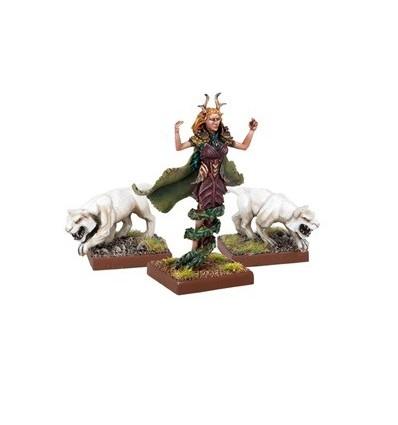 [Elf] La Dame Verte (MGKWE95-1)