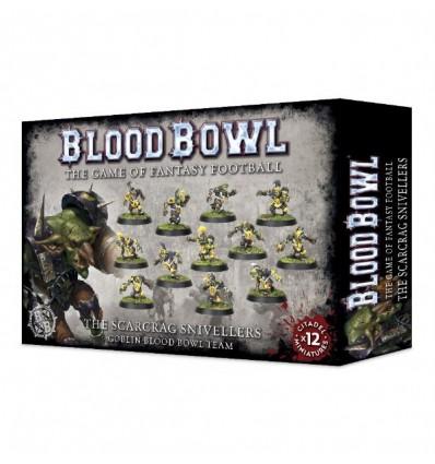 [Blood Bowl] Equipe Gobeline