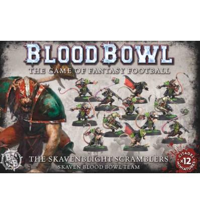 [Blood Bowl] Equipe Skaven