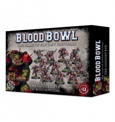 [Blood Bowl] Equipe Orque