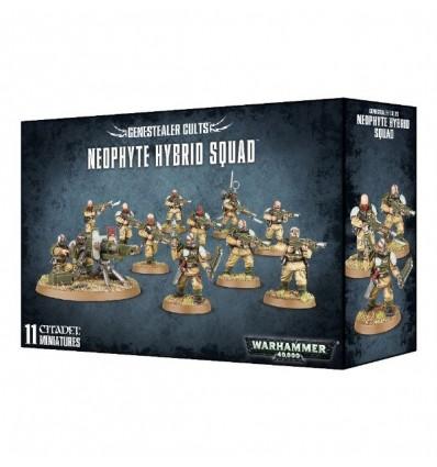 [Genestealer Cults] Neophyte Hybrid Squad
