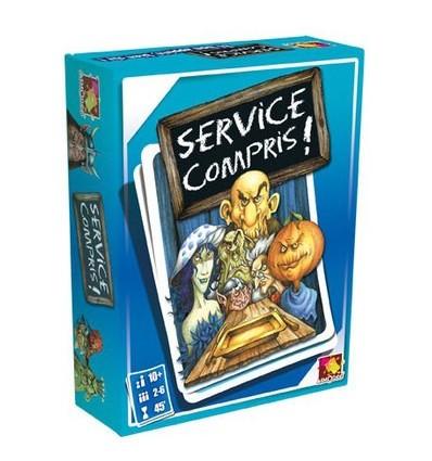 Service Compris Nouvelle édition