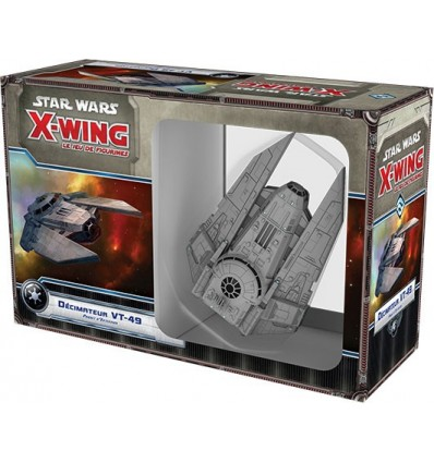 [Star Wars X Wing] Décimateur VT-49