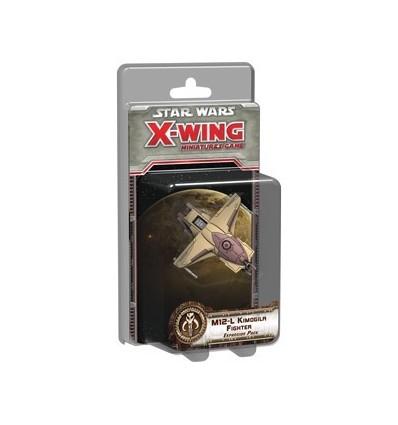 [Star Wars X Wing] Chasseur M12-L Kimogila