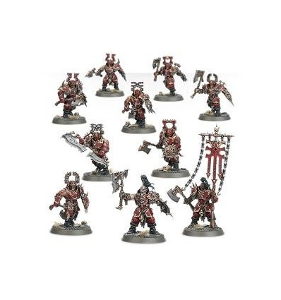 [K Bloodbound] Blood Warriors