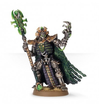 [Necrons] Imotekh the Stormlord