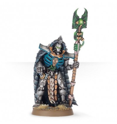 [Necrons] Trazyn the Infinite