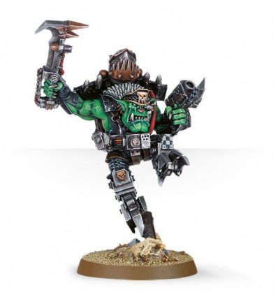 [Orks] Boss Zagstruk