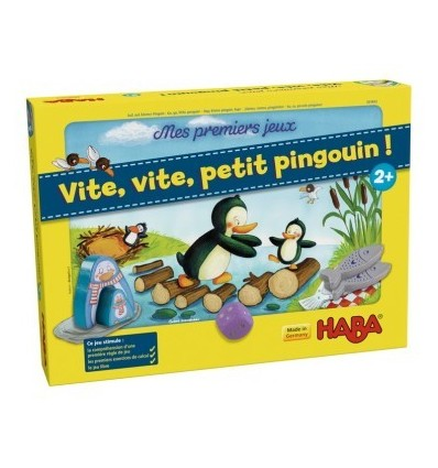Vite Vite Petit Pingouin !