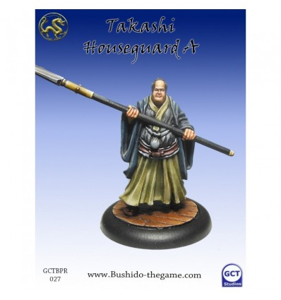 [Bushido] Takashi Houseguard A
